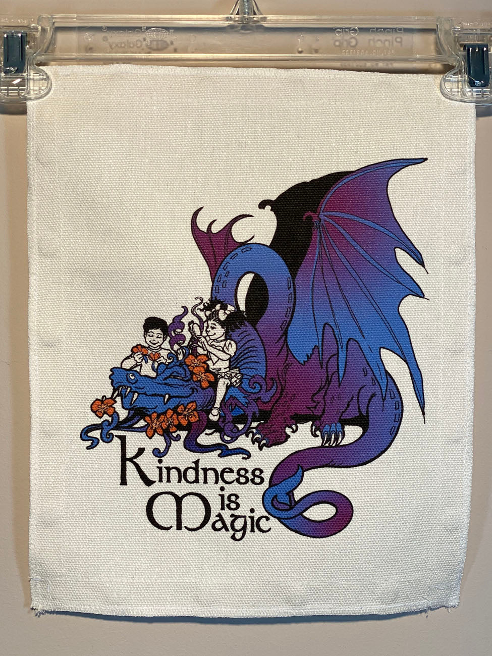 Kindness is Magic - Dragon
