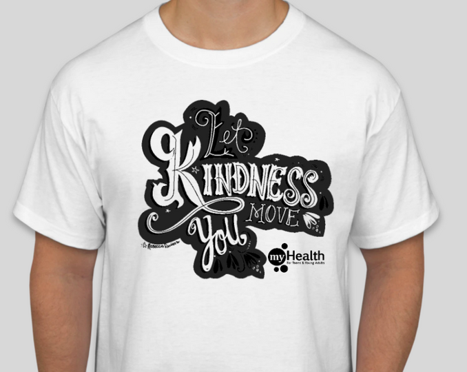 Let Kindness Move You T-Shirt