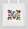 Artist's Social Justice Collection Heavy Totes