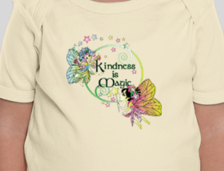 Kindness is Magic - Fairies