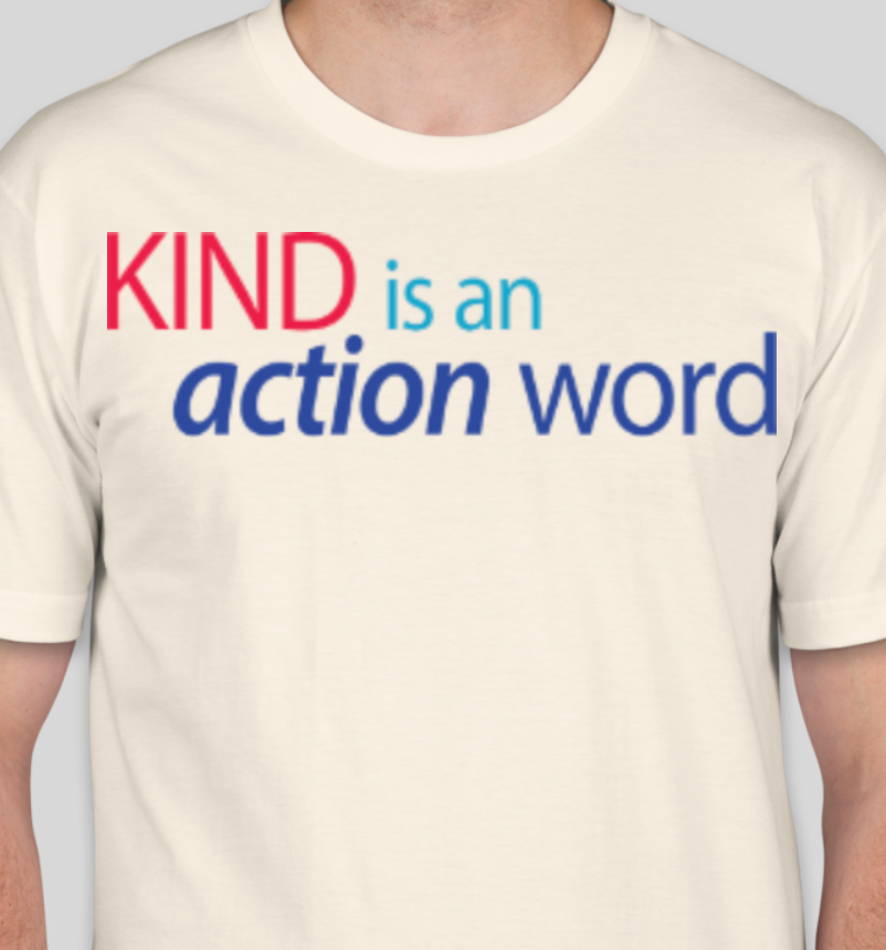 Kind is an Action Word