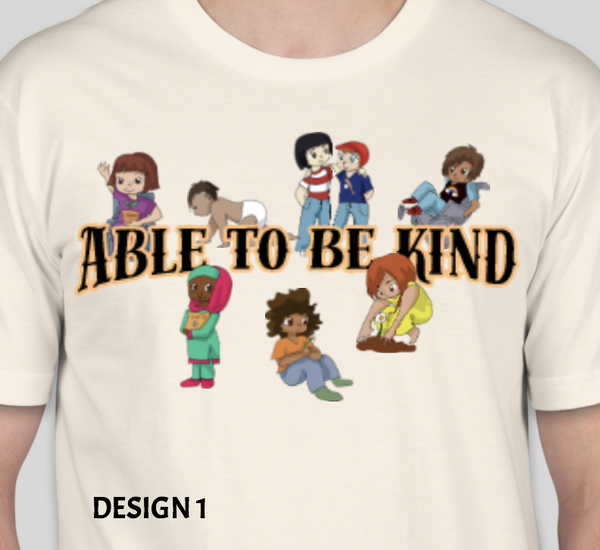 Able To Be Kind
