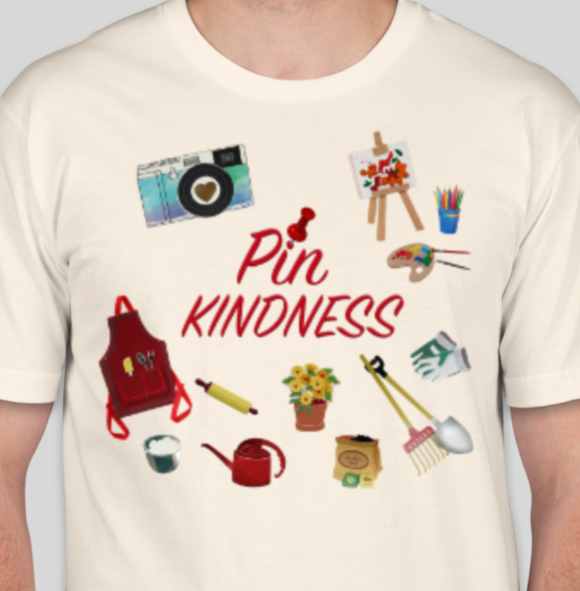 Pin Kindness T-Shirt