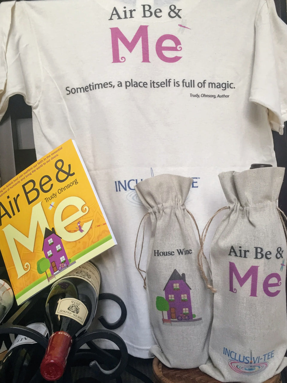 Air Be & Me T-shirt