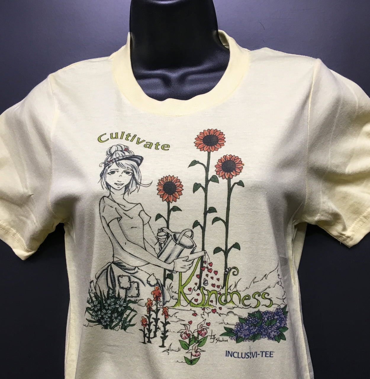 Cultivate Kindness T-Shirt