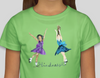 Kindness: Ice Skater T-Shirt