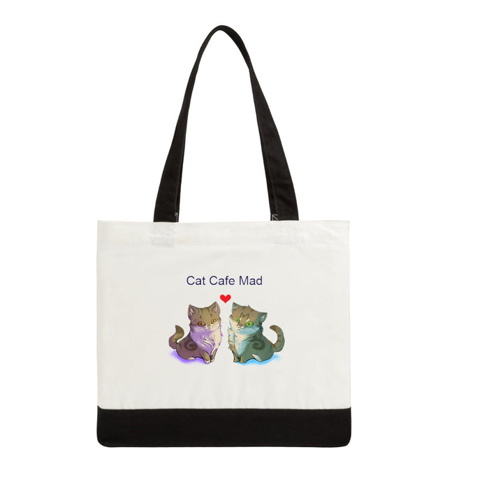 Cat Duo Bag from Cat Cafe Mad