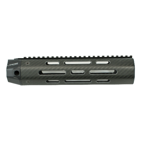 LCH5 Midlength, cooling slots,  full top rail