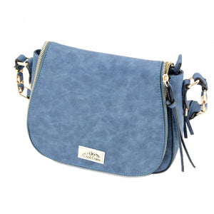 Petal Concealed Carry Purse: Blue