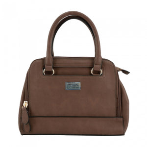 Belladonna Concealed Carry Purse: Mocha
