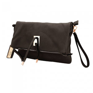 Aya Concealed Carry Purse: Smokey Brown