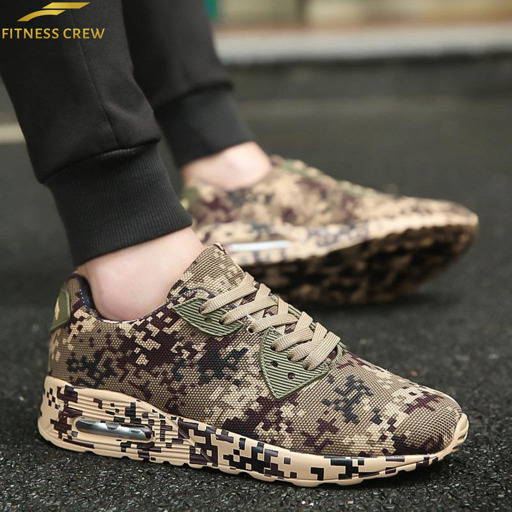 Camouflage Sports Shoes