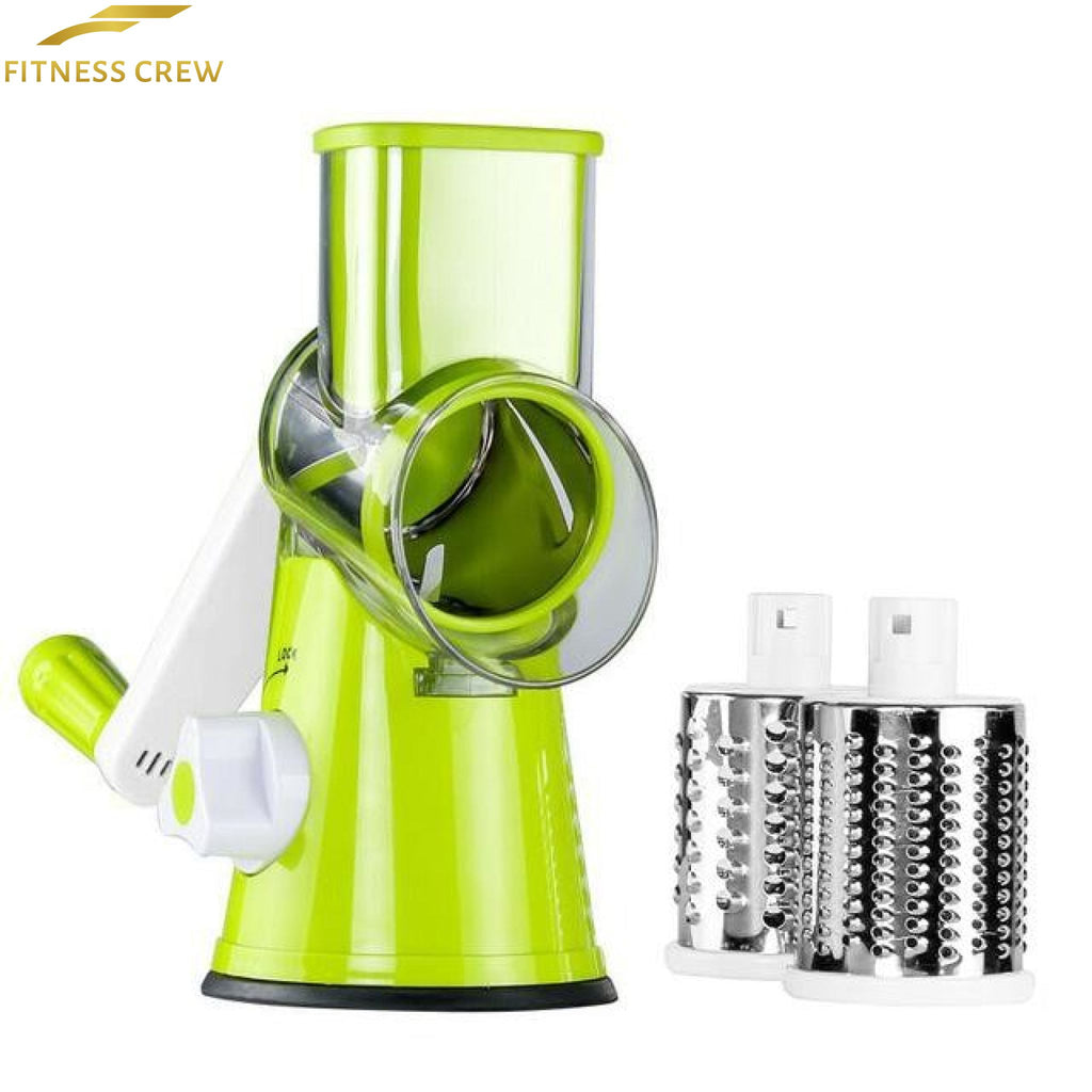 Vegetable Spiralizer Cutter United States / Green