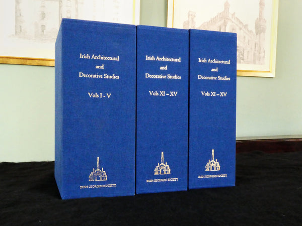 IADS journal presentation boxes - set of 4