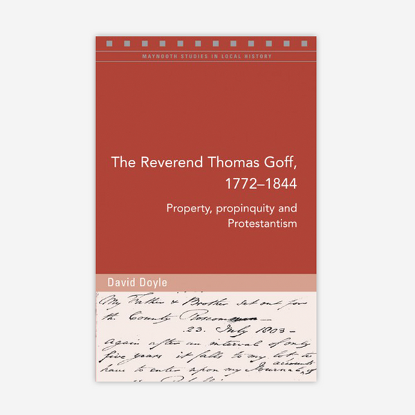 The Reverend Thomas Goff, 1772–1844