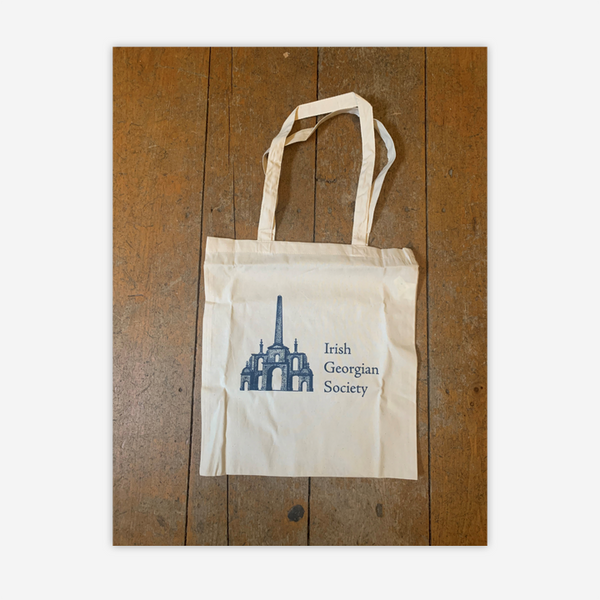 Irish Georgian Society Tote Bag