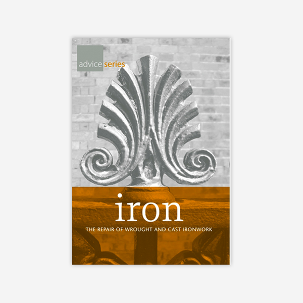 Iron, The Repair of Wrought and Cast Ironwork