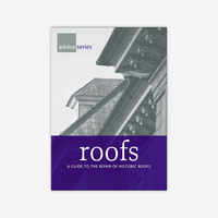 Roofs, A Guide to the Repair of Historic Roofs