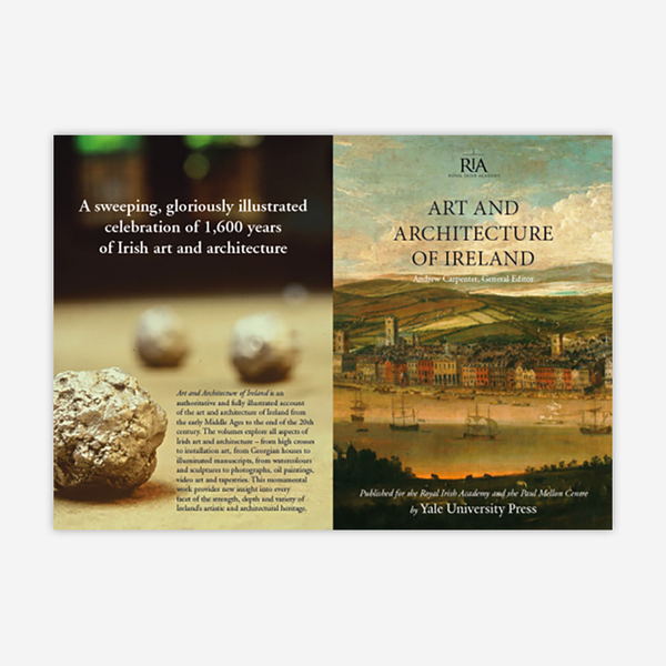 Art and Architecture In Ireland Five Volume Set