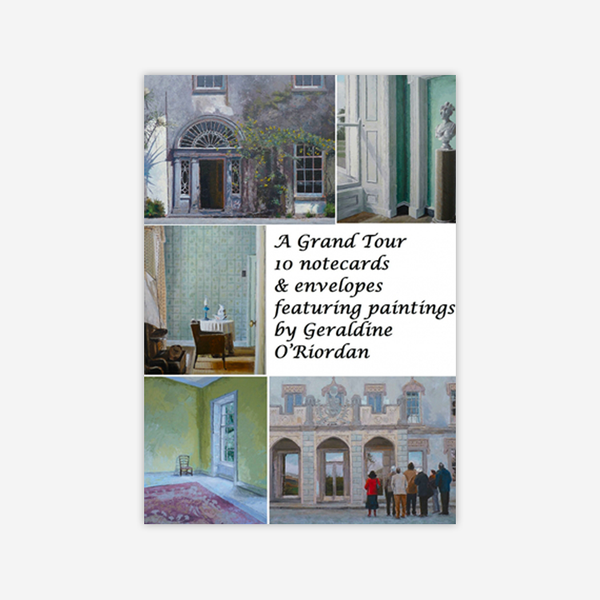 A Grand Tour: 10 notecards & envelopes