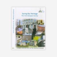 DVD: Saving Our Heritage: The Irish Georgian Society