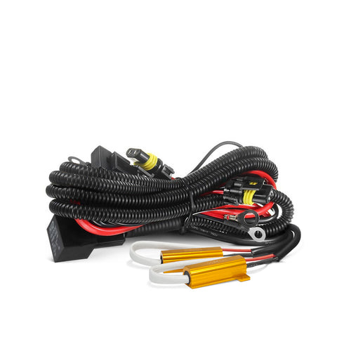 1_b1c5b14c 8186 4fb8 9c23 7e138f21b620_large?v=1508778104 hid headlights universal single beam relay wiring harness with 2010 wire harness for a 2010 john deere at n-0.co