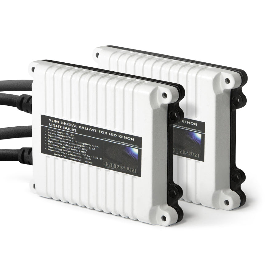 1 Single High Performance Canbus Digital Ballast with Warning Canceller and Anti-Flicker Kensun HID Ballast Various Options