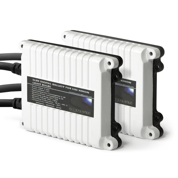 Pair of HQ 55W replacement ballasts for your HID kit from Kensun