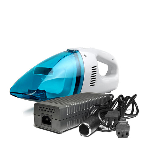Car Vacuum Cleaner with AC/DC Adapter