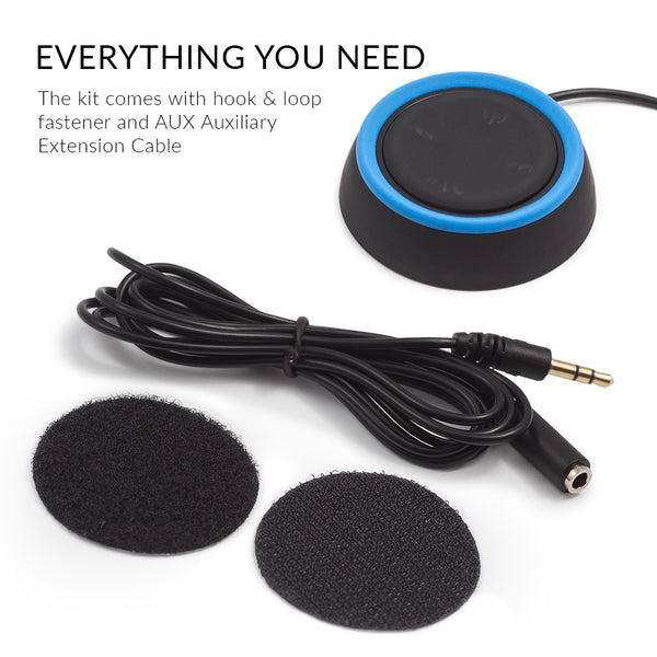 Everything you may need for the Bluetooth kti is in one set