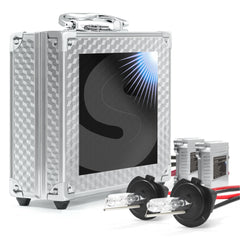 35W HID H7 Conversion Kit with Slim Digital Ballasts