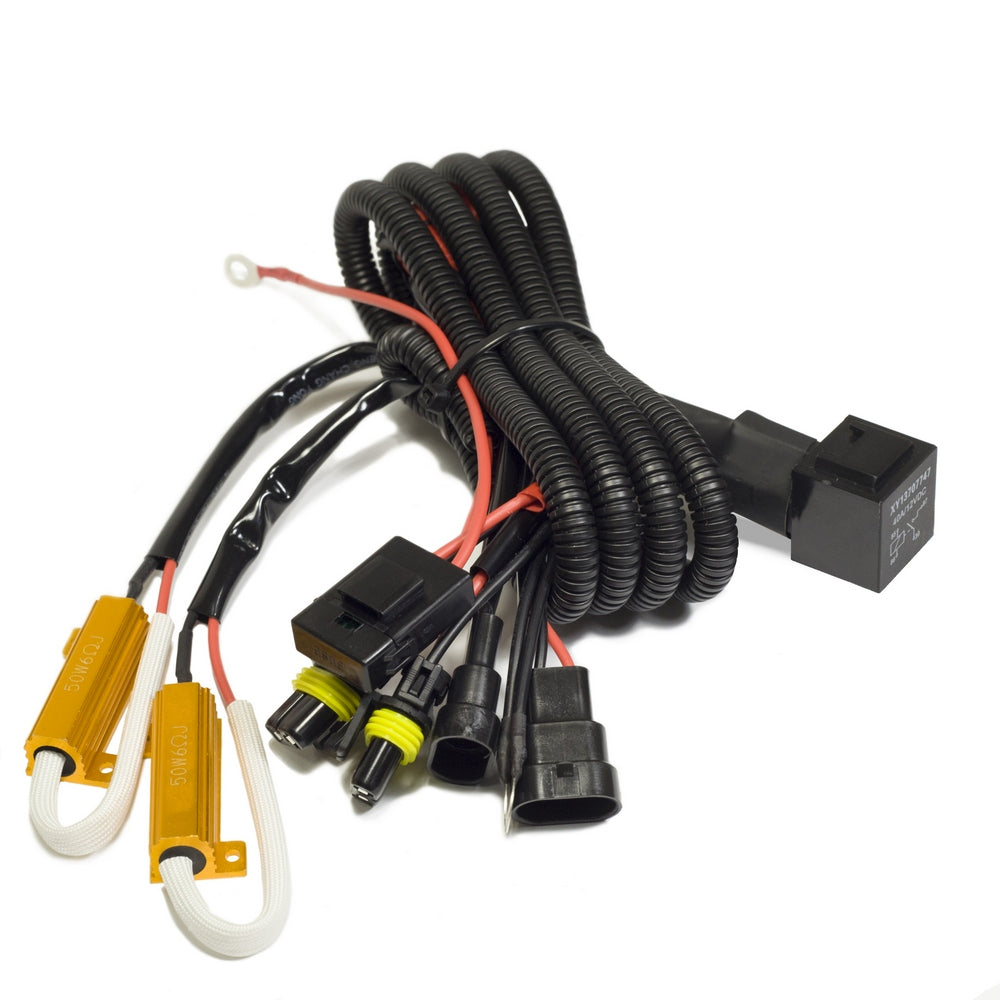 Hid Extension High Voltage Wiring Ballast Wiring Harness Hid Ballast