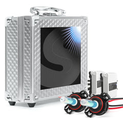 55W HID 5202 AC Conversion Kit with Slim Digital Ballasts