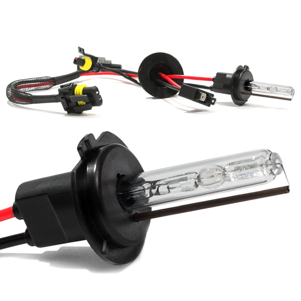 HQ super bright H7 xenon bulbs to upgrade your vehicle