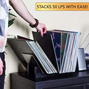 Economical Wood and Acrylic Album Holder - Multiple Colors Available