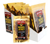 Mexi Machaca Beef Jerky Carne Seca Box Of 16 - 2oz Single Packs