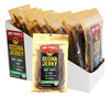 Mexi Cecina Beef Jerky Carne Seca Box Of 16 - 2oz Single Packs - Lemon Flavor