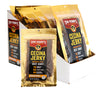 Mexi Cecina Beef Jerky Carne Seca Box Of 16 - 2oz Single Packs - Original Flavor