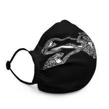 Fairland Bondage Face Mask