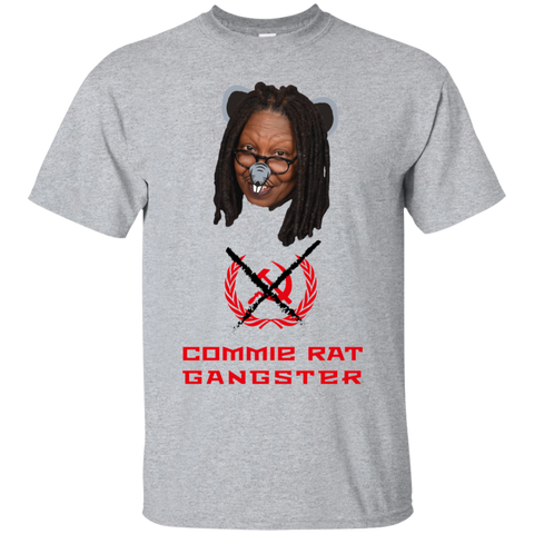 Commie Rat Gangster - Whoopi Goldberg - Ultra Cotton T-Shirt