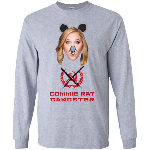 Commie Rat Gangster - Amy Schumer - LS Ultra Cotton T-Shirt