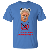 Commie Rat Gangster - Bill Clinton - Ultra Cotton T-Shirt