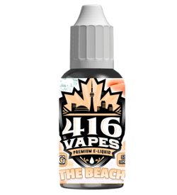 416 Vapes The Beach