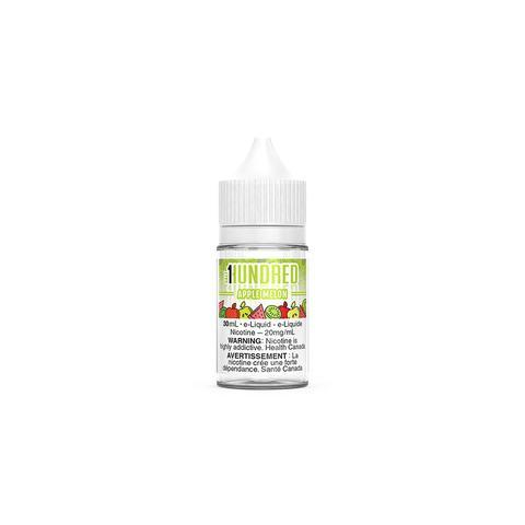 1HUNDRED SALT APPLE MELON (30mL)
