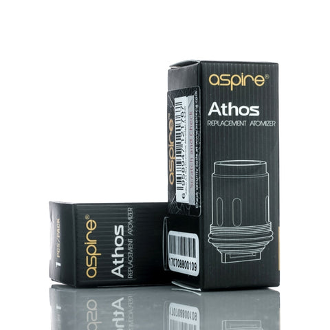 Aspire - Athos Replacement Coil (1 Coil) - Mister Vapor