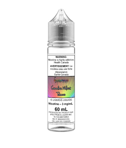CANADIAN WALNUT TOBACCO E-JUICE (60ML)