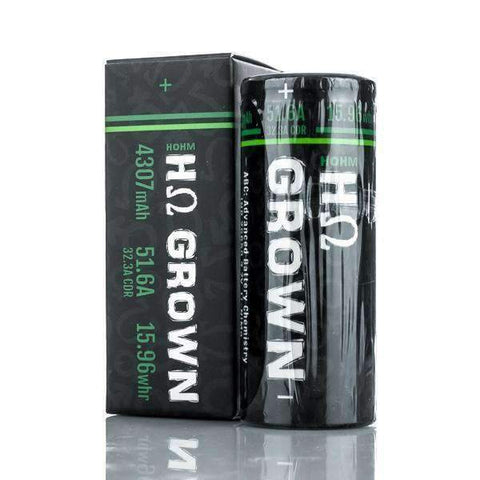 HOHMTECH GROWN 26650 4244MAH 30.3A