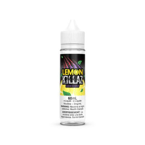 LEMON KILLAZ SOUR STOMP (60ML)