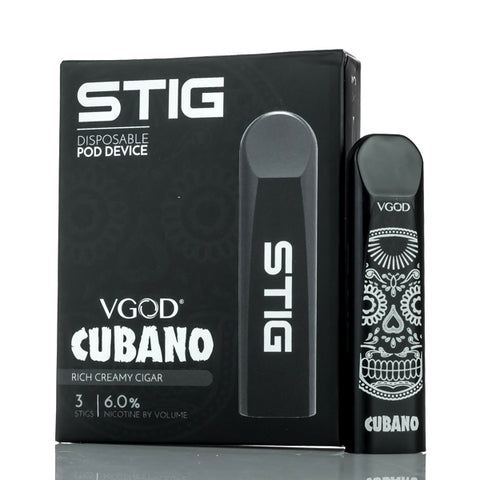 Stig Disposable eCig
