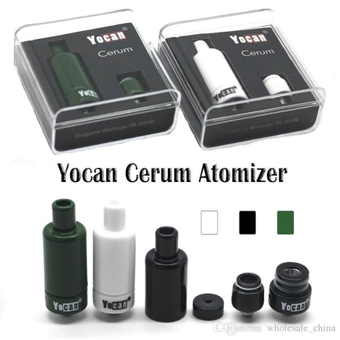 Yocan Cerum QDC Wax Tank